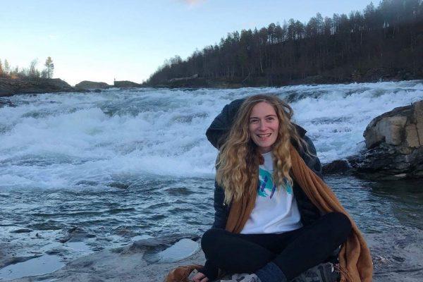 Energy Crossroads Denmark. Meet ECDK interns. Vanessa Dilorio