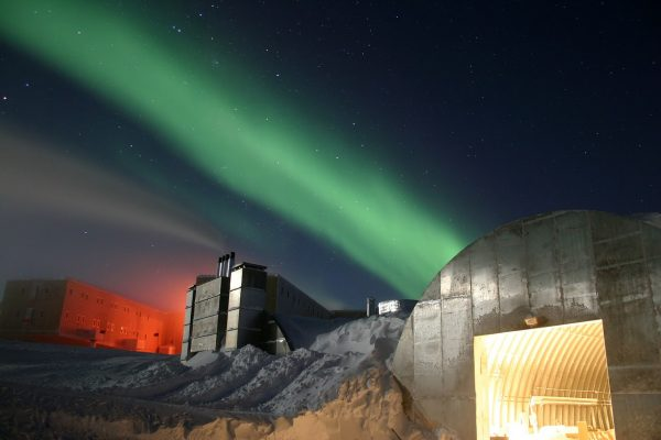 Energy Crossroads Denmark. South Pole.