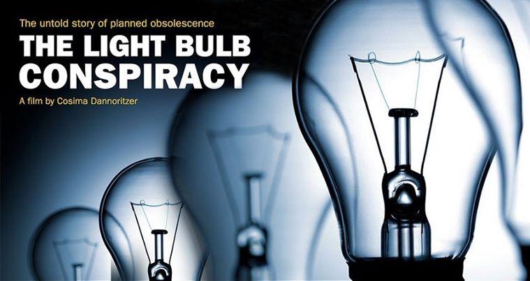Energy Monday. light bulb conspiracy